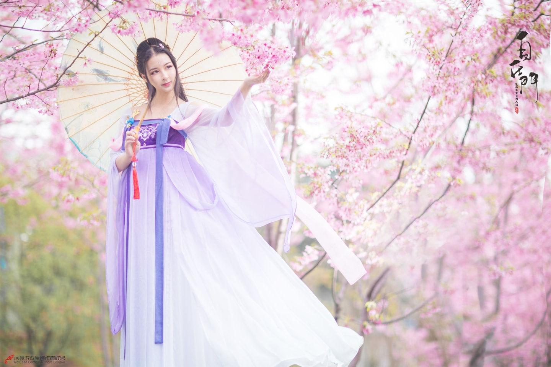 逆水寒·东风芳信cosplay插图(5)