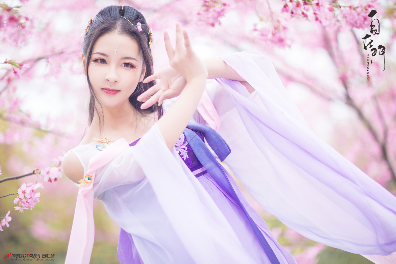 逆水寒·东风芳信cosplay插图(6)