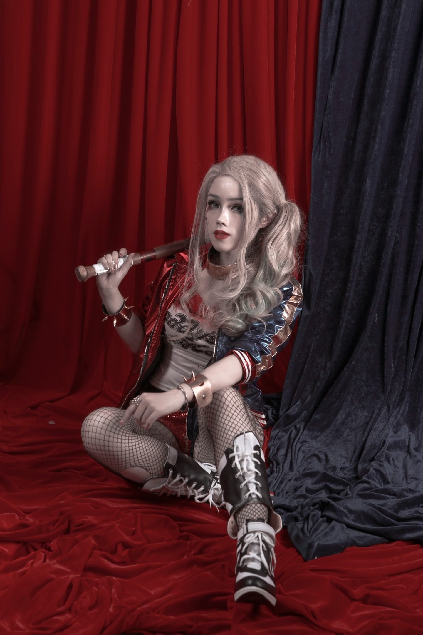 Harley Quinn哈莉奎茵小丑女cosplay