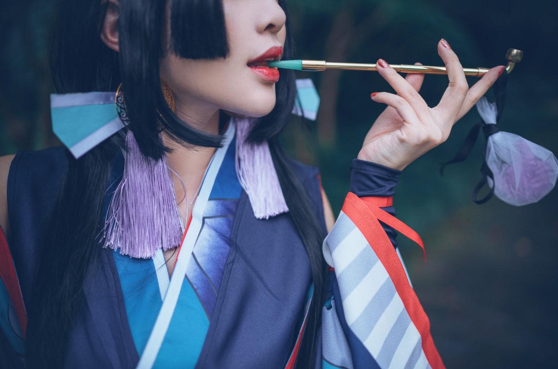 阴阳师 烟烟罗cosplay