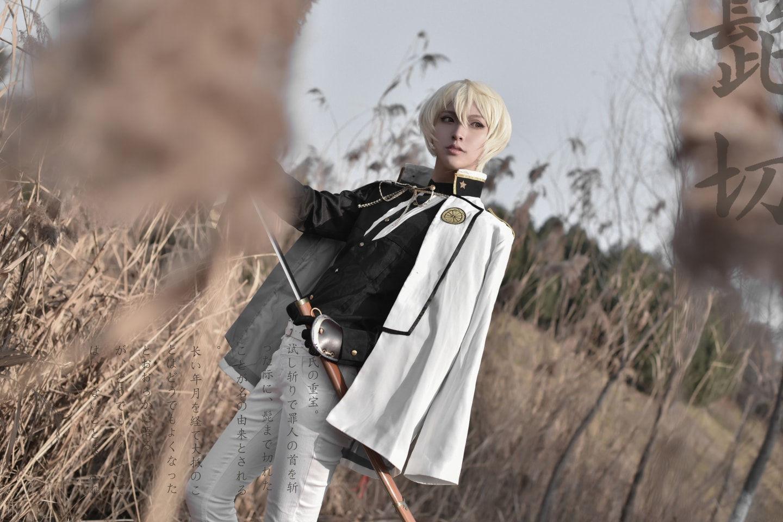 刀剑乱舞源氏兄弟cosplay插图(2)
