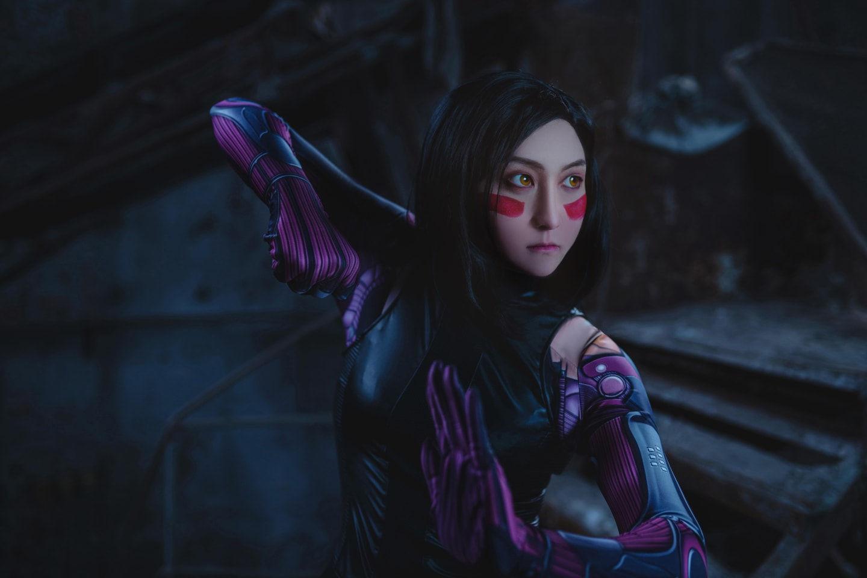 阿丽塔:战斗天使 cosplay