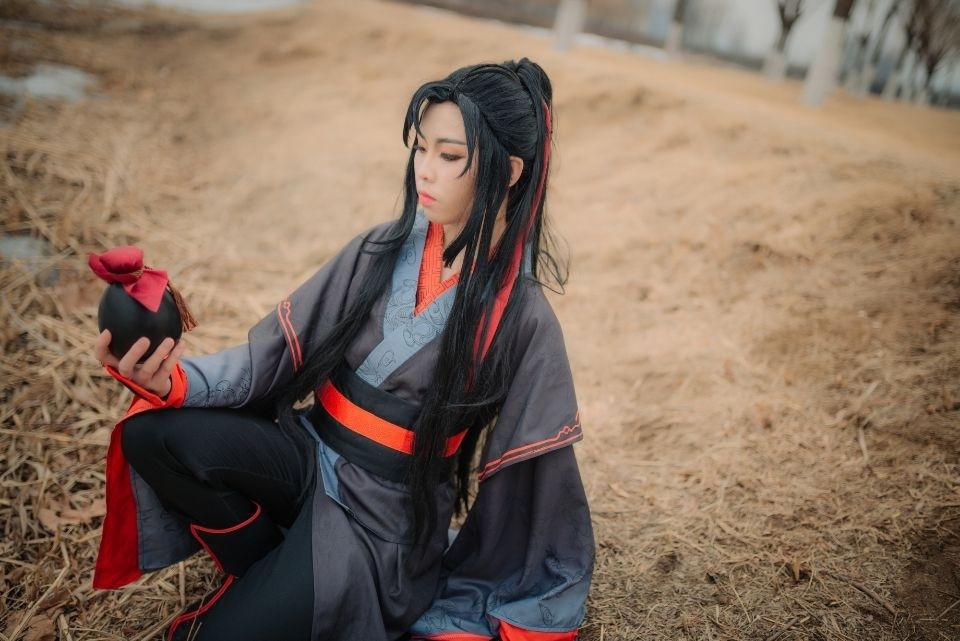 魔道祖师 莫玄羽cosplay插图(4)