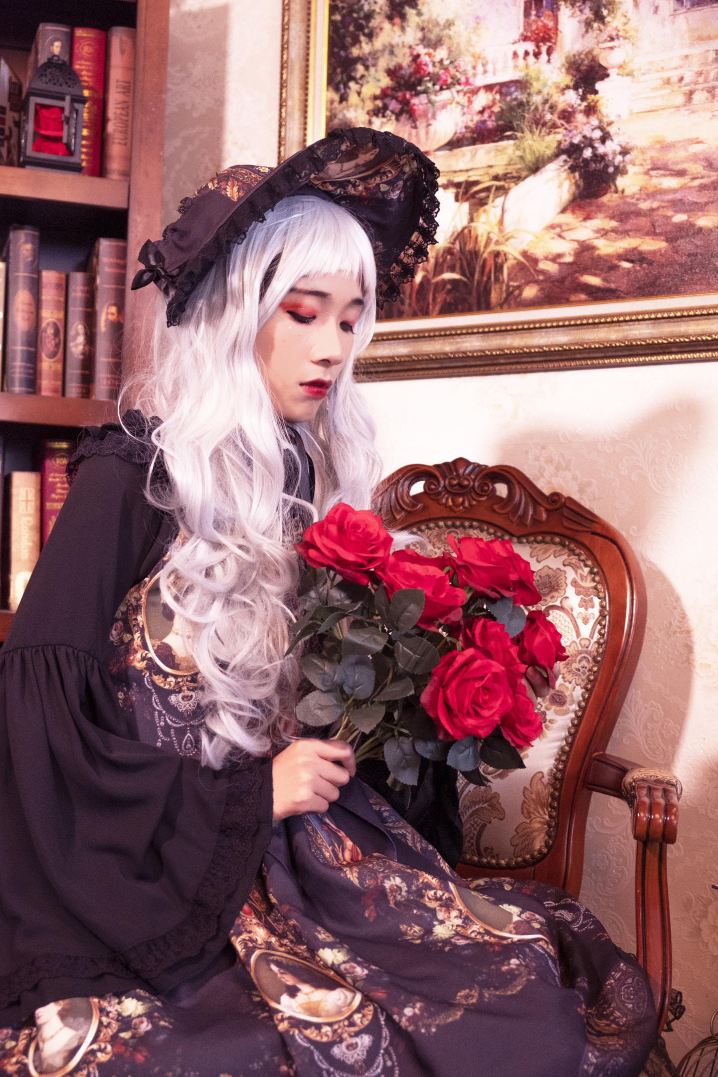 lolita情迷洛可可