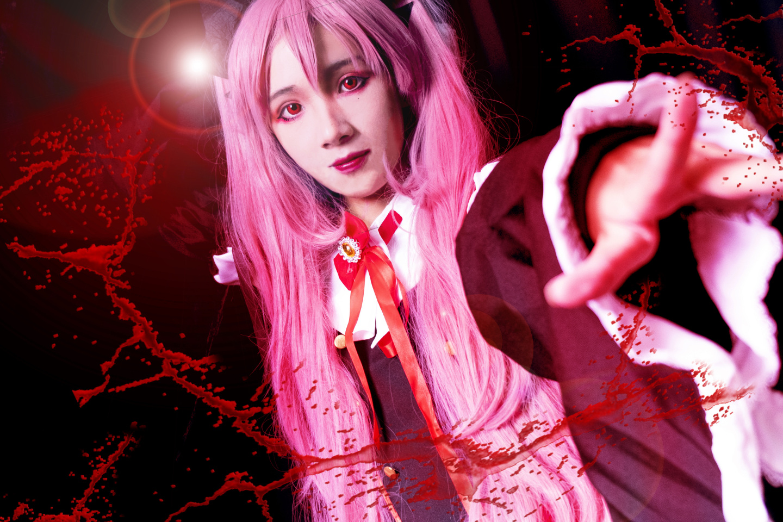 终结的炽天使 克鲁鲁·采佩西cosplay插图