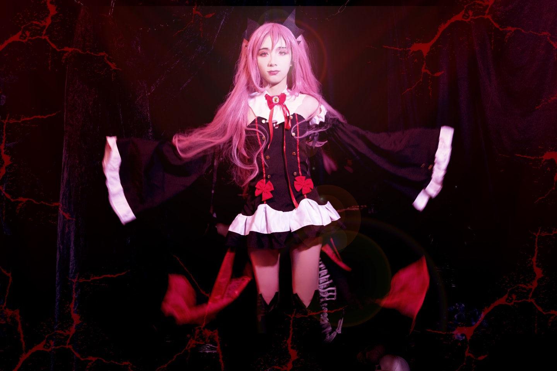 终结的炽天使 克鲁鲁·采佩西cosplay插图(6)